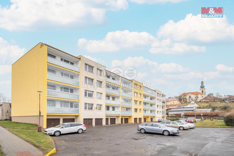 Prodej bytu 4+1, 93 m², Odolena Voda, ul. Dolní náměstí