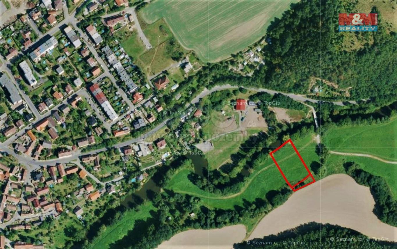 Pronájem, pozemek, 3297 m², Plzeň, Koterov