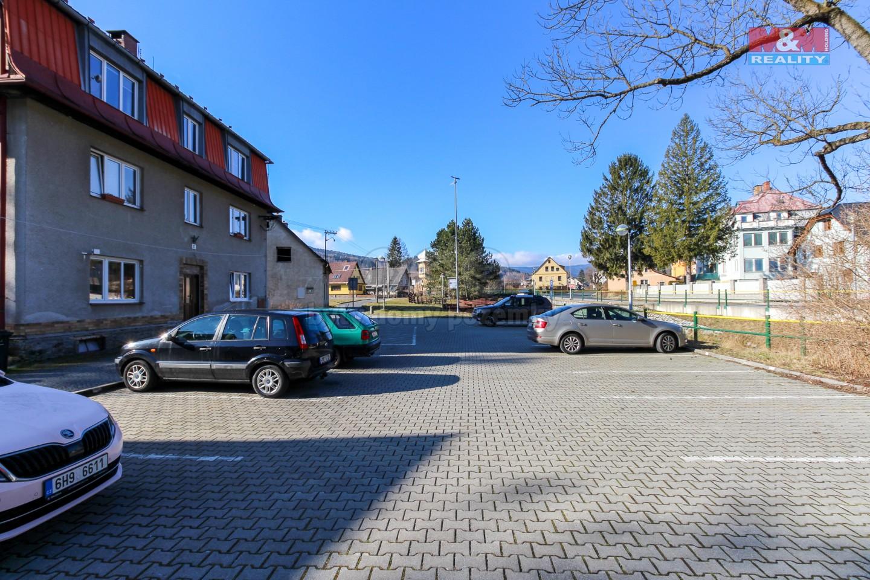Prodej, byt 3+1, 71 m2, OV, Lipová-lázně