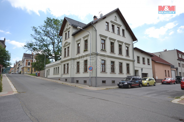 Pronájem bytu 1+kk, 40 m², Jablonec nad Nisou, ul. V Luzích