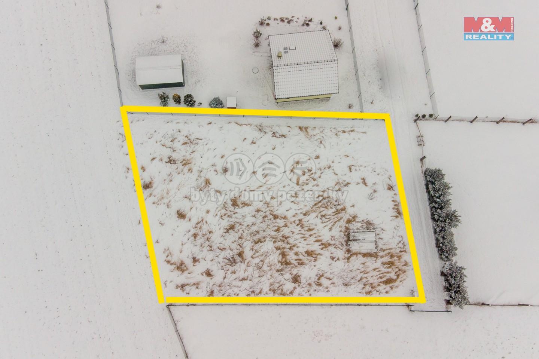 Prodej zahrady, 585 m², Šternberk