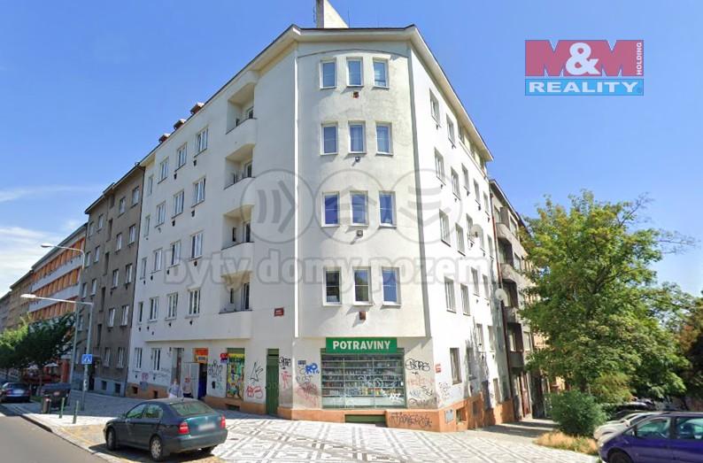 Pronájem bytu 2+kk, 45 m², Praha, ul. Ruská