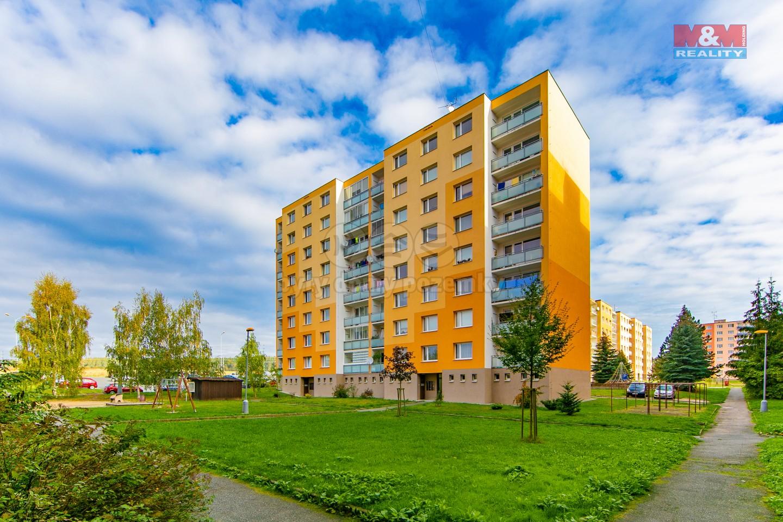Prodej bytu 3+1, 70 m², Horní Bříza, ul. Družstevní