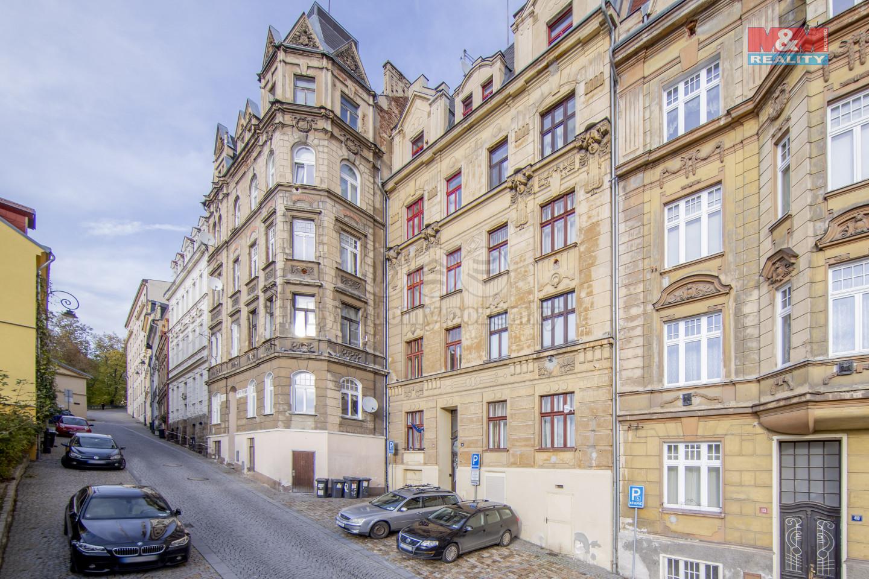 Pronájem bytu 3+kk, 64 m², Karlovy Vary, ul. Ondřejská