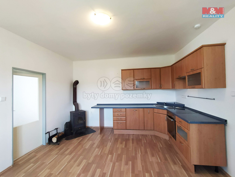 Pronájem bytu 2+kk, 54 m², Plzeň, ul. U Velkého rybníka