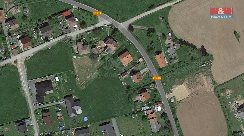 Prodej pozemku k bydlení, 4161 m², Buková u Příbramě