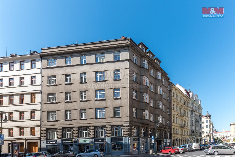 Prodej bytu 2+kk, 62 m², Praha 1, ul. Kaprova