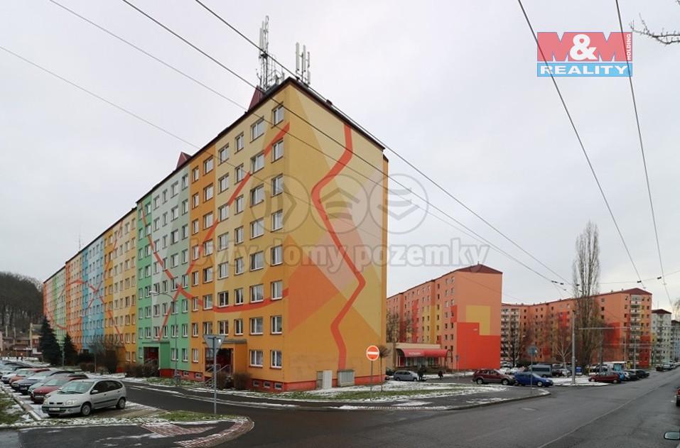 Prodej bytu 3+1 v Teplicích, ul. Rovná