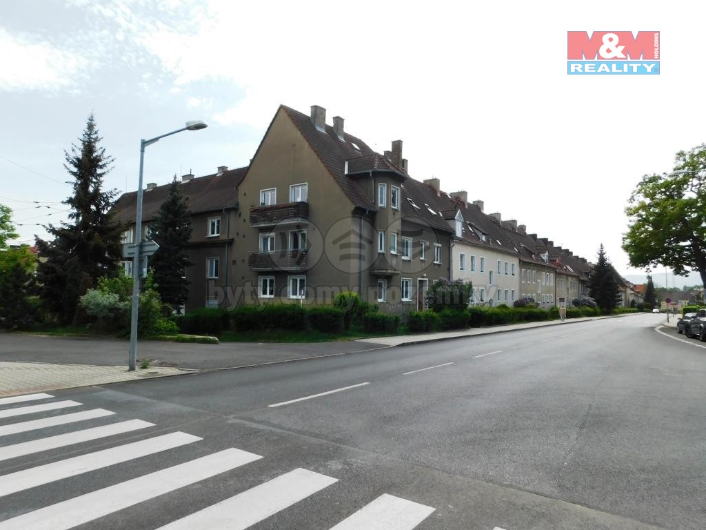 Prodej bytu 4+1, 74 m², Litvínov, ul. Podkrušnohorská