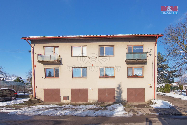Pronájem bytu 3+kk, 70 m², Uhelná Příbram