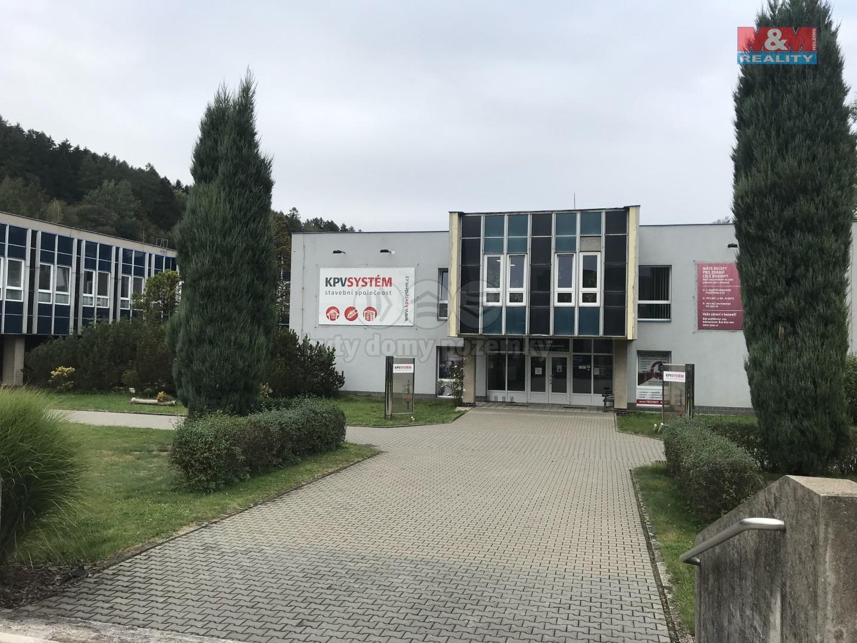Pronájem skladu, Ústí nad Orlicí, ul. Lázeňská