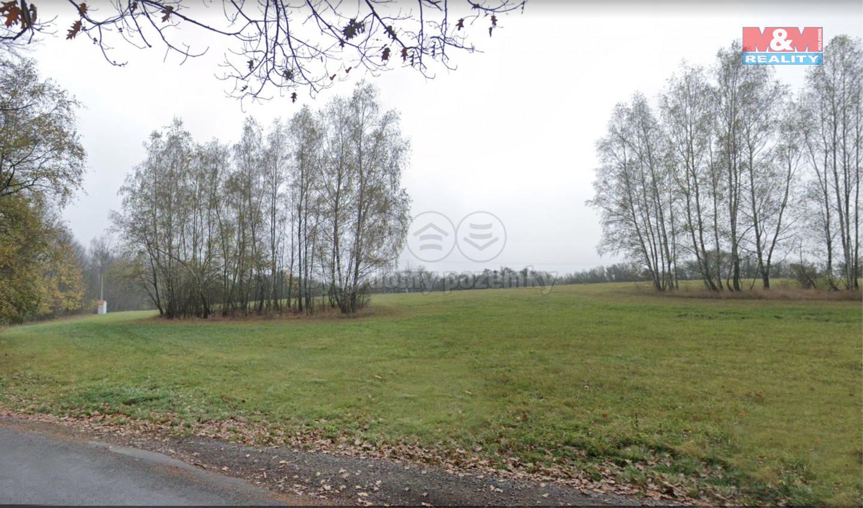 Prodej pozemku k bydlení, 4140 m², Chabeřice