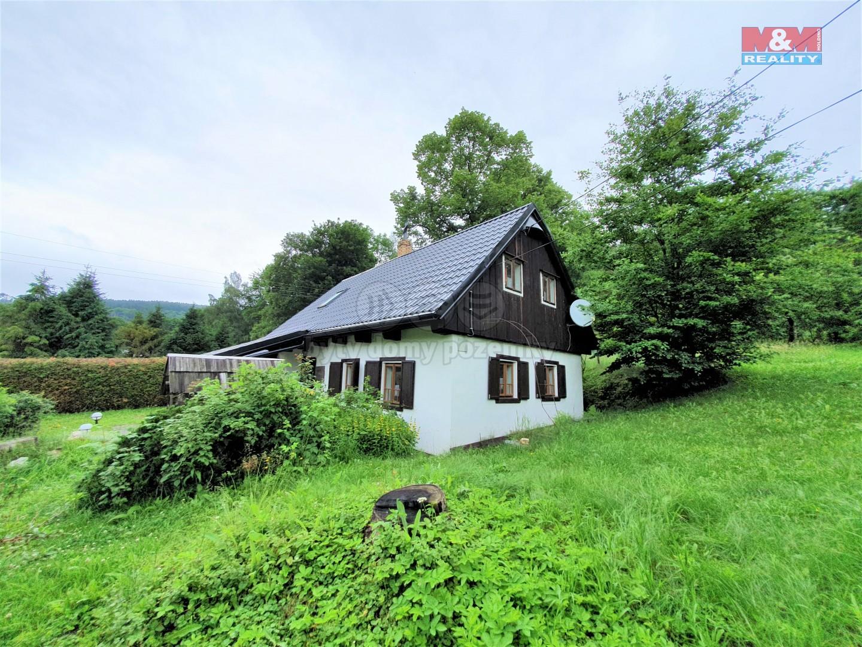 Prodej chalupy 4+1, 125 m², Holčovice