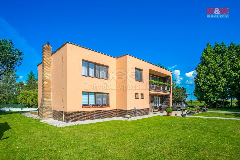 Prodej, rodinný dům, 219 m², Praha, ul. Volšovská