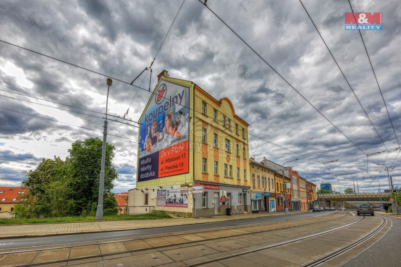 Pronájem, kancelářský prostor, 320 m², Plzeň, ul. Mikulášská