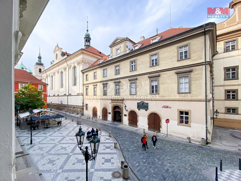 Pronájem bytu 3+1, 110 m², Praha 1, ul. Karlova