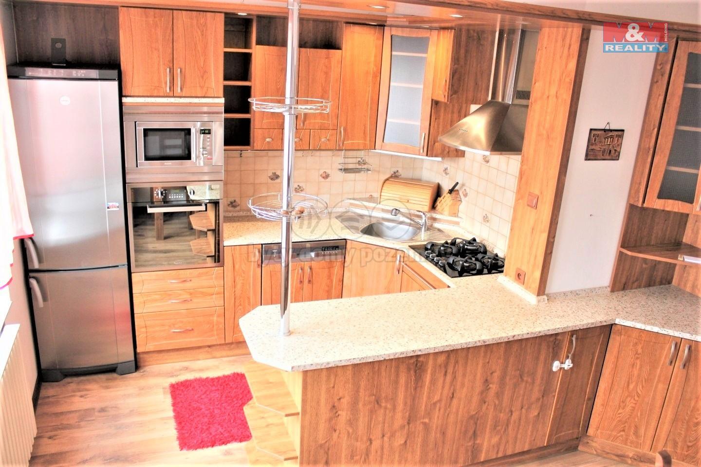 Pronájem, byt 3+1, 108 m², Ostrava, ul. Korunní