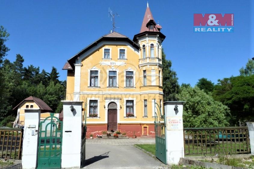 Prodej hotelu, 8113 m², Vojtanov-Antonínova Výšina