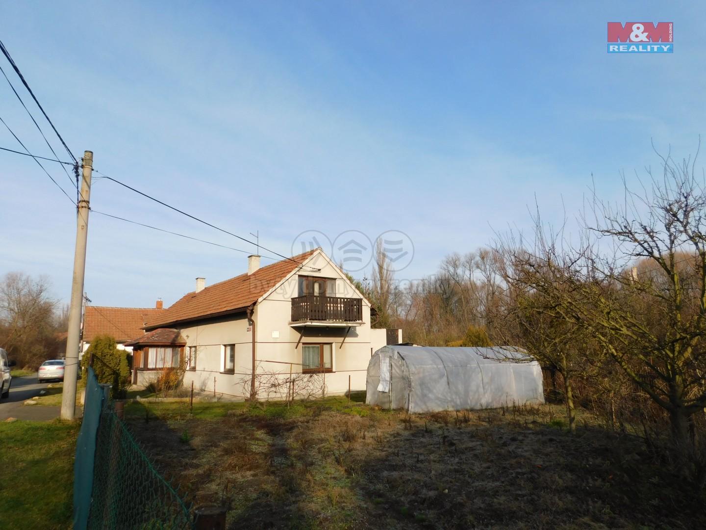 Prodej rodinného domu, 84 m², Mělník, ul. Mlýnská