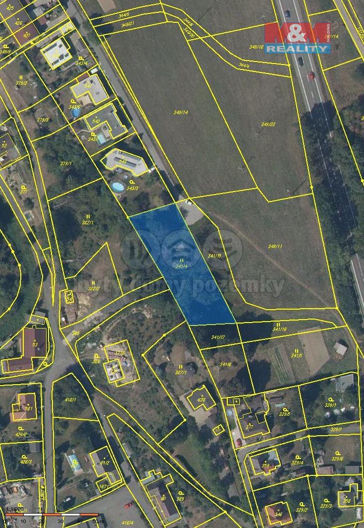 Prodej provozní plochy, 6500 m², Dlouhá Třebová