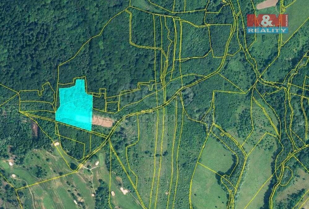 Prodej pole, 15402 m², Ústí nad Labem-Dělouš