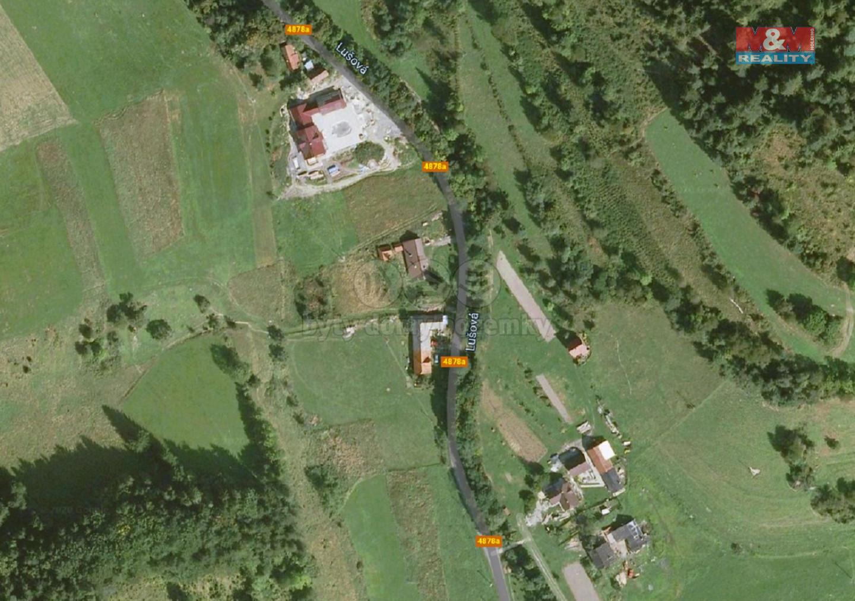 Prodej pozemku k bydlení, 100 m², Halenkov