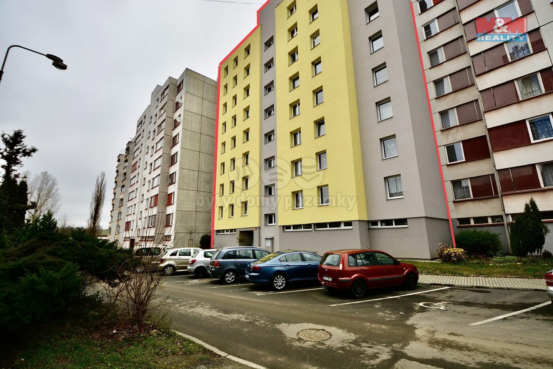 Prodej bytu 3+1, Písek, ul. Vinařického