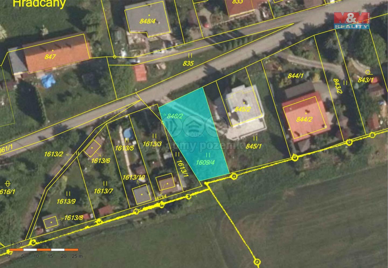 Prodej pozemku k bydlení, 457 m², Staříč, ul. Fryčovická