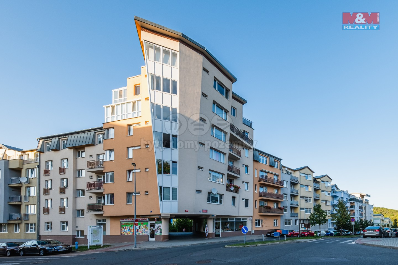 Prodej bytu 3+kk, 87 m², Praha, ul. V Zeleném údolí