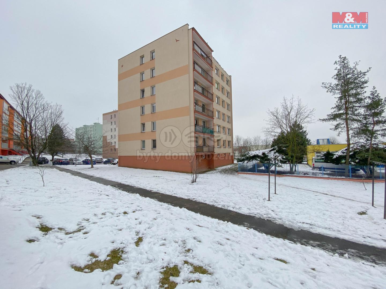 Pronájem bytu 2+kk, 47 m², Litoměřice, ul. Marie Majerové