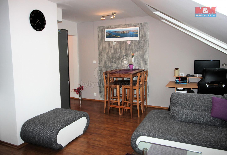 Pronájem, byt 2+kk, 68 m², Praha, ul. Brdlíkova