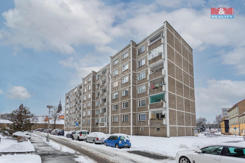 Pronájem bytu 1+1, 40 m², Sokolov, ul. Křížová
