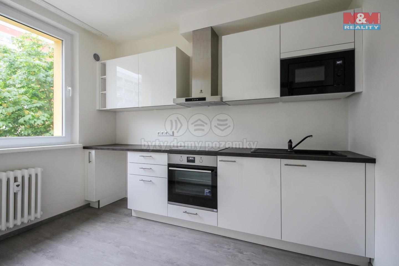 Pronájem bytu 1+1, 33 m2, OV, Praha 5 - Hlubočepy