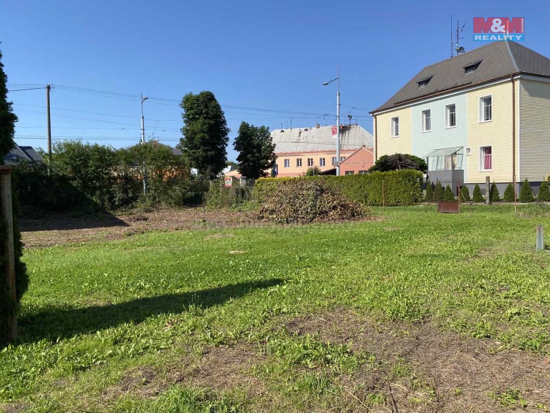 Prodej pozemku k bydlení, 1739 m², Opava, ul. Krnovská