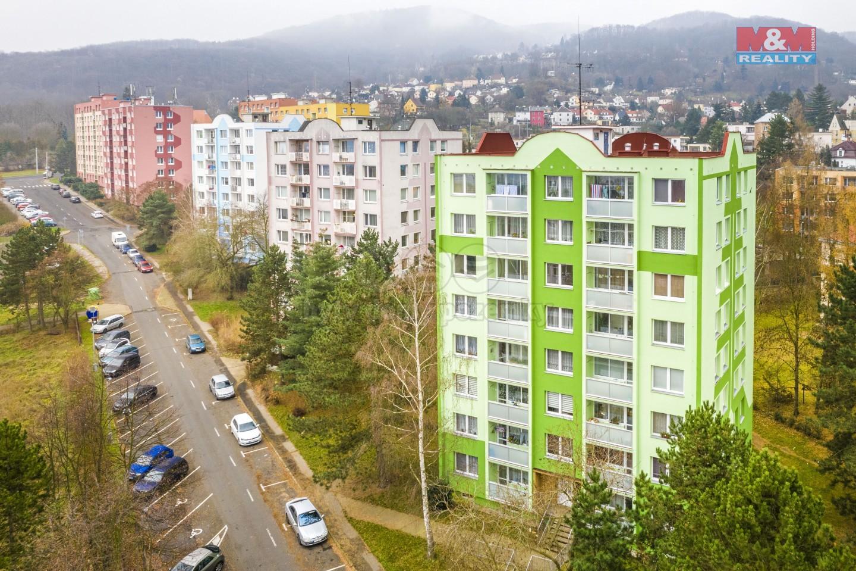 Pronájem bytu 3+1, 65 m², OV, Ústí nad Labem, ul. Kamenná