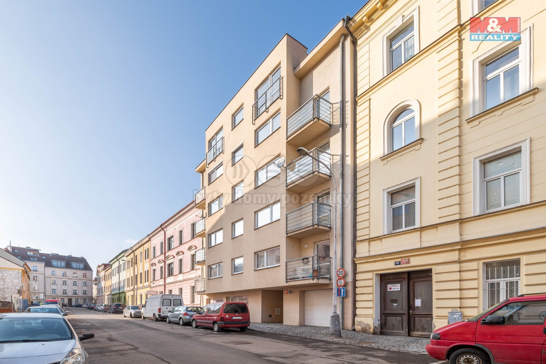 Pronájem bytu 4+kk v Praze, ul. Na Neklance