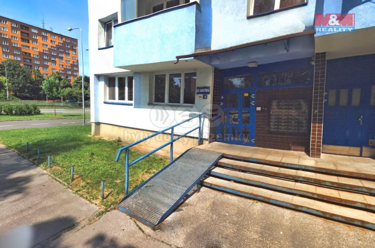 Prodej, byt 2+1, Ostrava, ul. Dr. Martínka