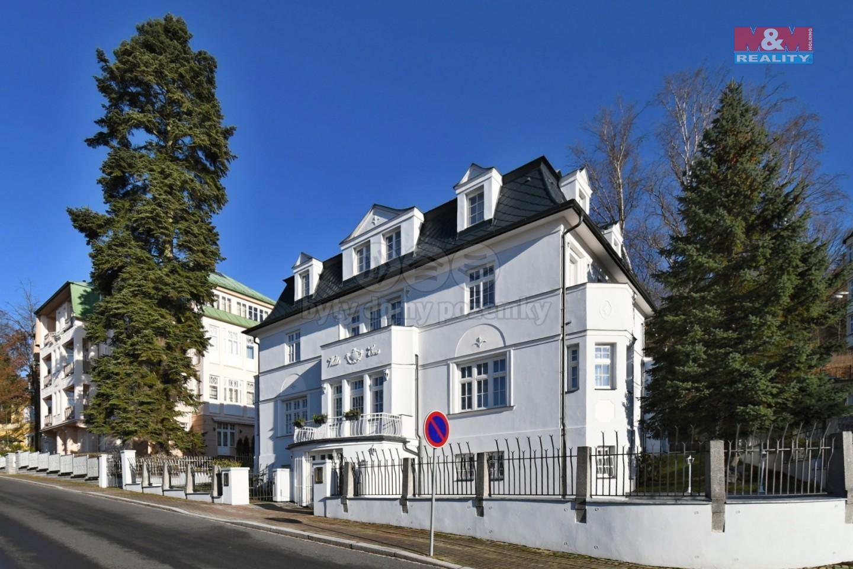 Prodej penzionu, 1202 m², Mariánské Lázně, ul. Anglická