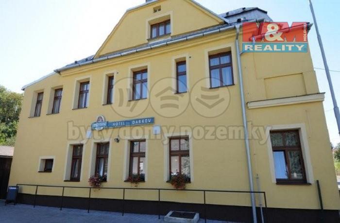 Prodej hotelu, penzionu, 1367 m², Karviná, ul. Lázeňská
