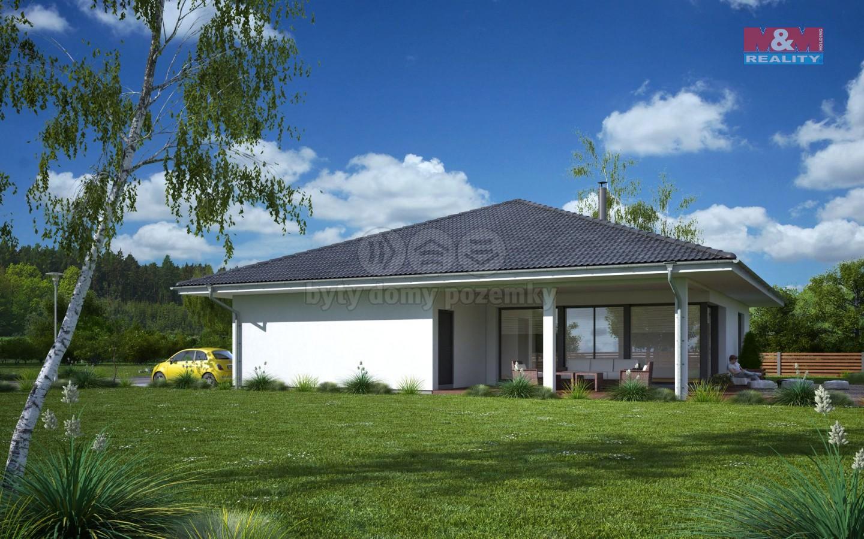 Prodej rodinného domu 4 + kk, 1034 m2, Trutnov - Oblanov