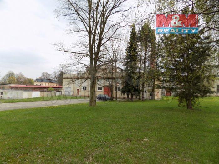 Prodej obchodního objektu, 312 m², Varnsdorf, ul. Husova