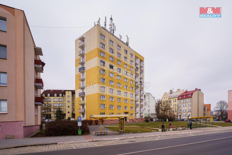 Prodej bytu 3+1, 62 m², Cheb, ul. Májová