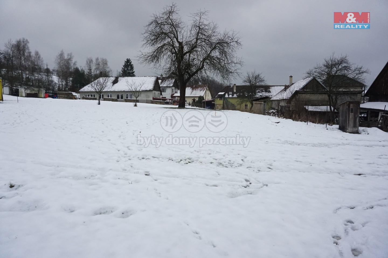 Prodej pozemku k bydlení, 710 m², Valašské Klobouky