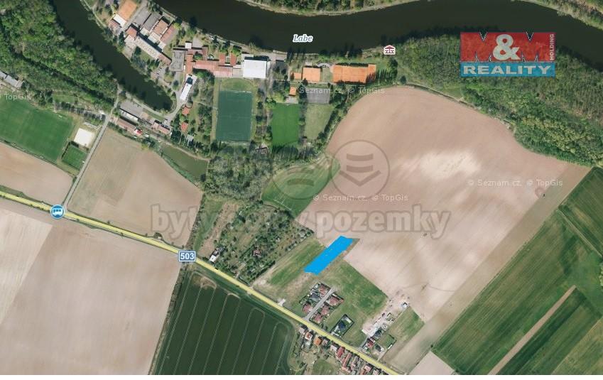 Prodej pole, 2094 m², Kovanice