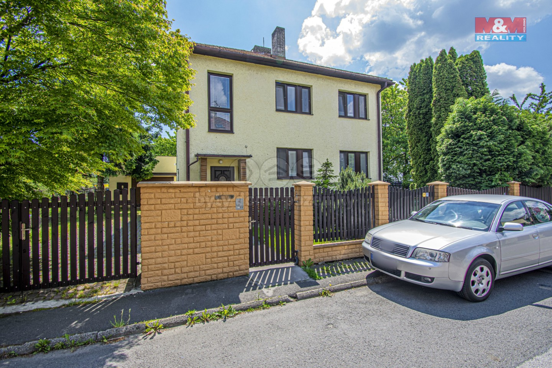 Pronájem, byt 2+1, 75 m², Ostrava, ul. Ovocná