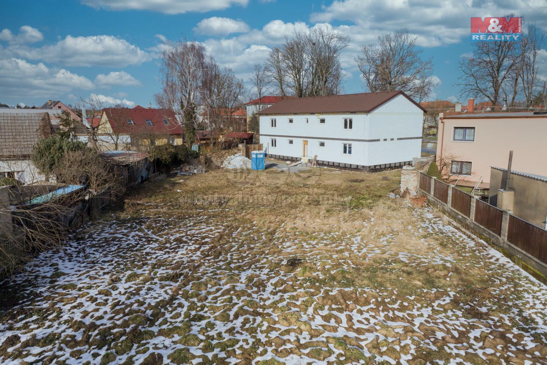 Prodej pozemku k bydlení, 1003 m², Chrášťany, ul. Ke Kapličce