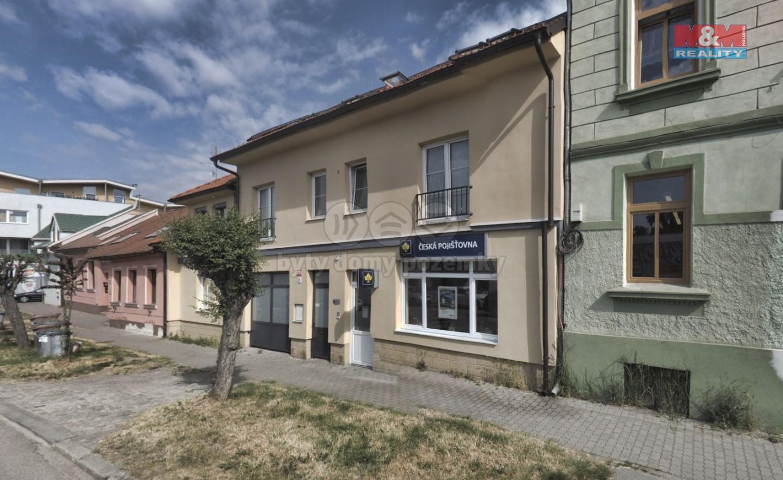 Pronájem bytu 1+kk, 33 m², České Budějovice, ul. Dobrovodská