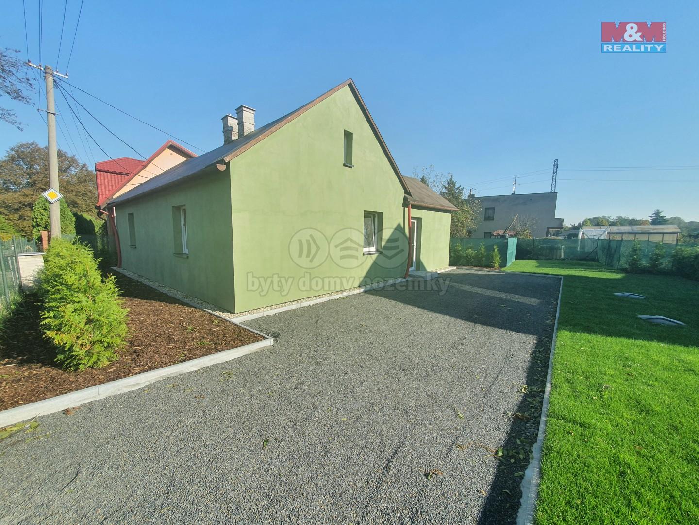 Prodej rodinného domu 3+kk, 97 m², Petřvald, ul. Rychvaldská