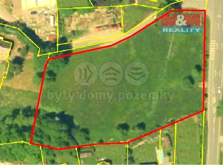 Prodej pozemku k bydlení, 7885 m², Liberec, ul. Dubová