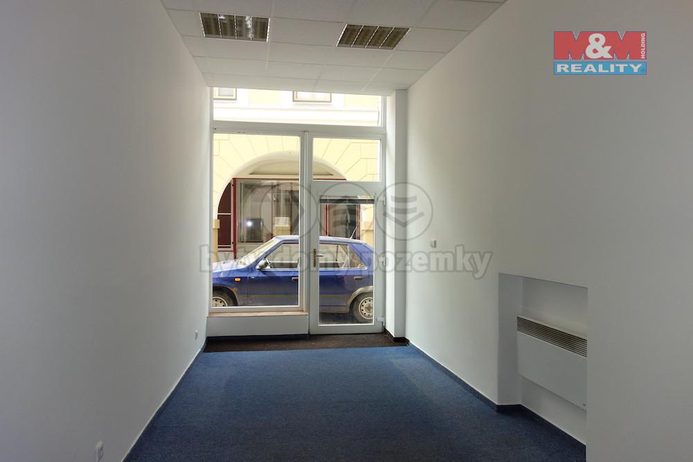 Pronájem obchod a služby, 20 m², Česká Třebová, ul. Hýblova